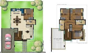 House Design For 150 Sq Meters 180 Sqm House Design House Interior