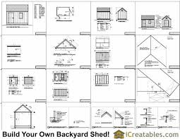 8x12 cape cod shed plans storage shed plans icreatables com