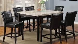 High Dining Room Tables And Chairs High Top Dining Room Tables Counter Height Sets You Ll