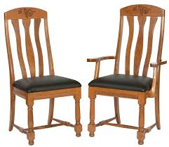 Wood Dining Room Delighful Wooden Dining Room Chairs With Good Wood M In Inspiration