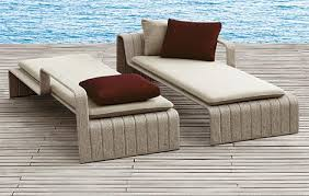 Outdoor Chaise Lounges Outdoor Chaise Lounge Frame From Paola Lenti