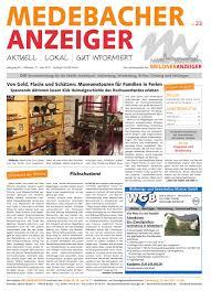 Musterhaus K Hen Medebacher Anzeiger Ausgabe Vom 21 06 2017 Nr 23 By Brilon