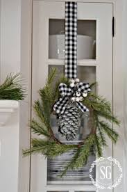 Christmas Kitchen Decorating Ideas by 821 Best Christmas Images On Pinterest Holiday Ideas Christmas