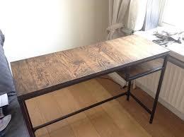 bureau minecraft laptop table stand ikea genius table hacks house designs for