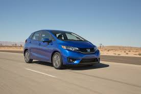 2015 honda fit first test motor trend