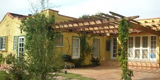 Pergola And Patio Cover Ideas Landscaping Network - Backyard patio cover designs