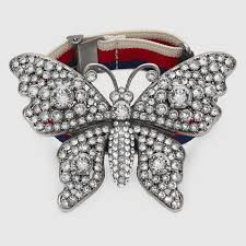 butterfly bracelet images Crystal studded butterfly bracelet gucci fashion jewelry for jpg
