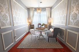 dining room wallpaper ideas blue dining room wallpaper 20 arrangement enhancedhomes org