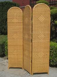 Wicker Room Divider Uhuru Furniture Collectibles Sold Wicker Room Divider 80