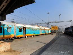 Maharaja Express Train In India Bhopal To Gorakhpur 18 Trains Shortest Distance 853 Km