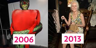 all of heidi klum u0027s halloween costumes over the years glamour