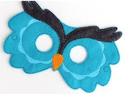 horse mask halloween city kids owl mask owl costume bird felt mask kids face mask