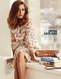 hayku a olivia palermo for marie claire spain april 2012