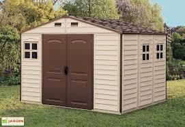 cabane jardin pvc de jardin pvc duramax woodstyle 3 20x2 40