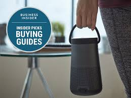 the best bluetooth speakers you can buy business insider