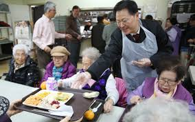 korean americans celebrate thanksgiving with goodwill the korea