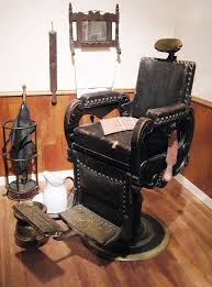 barber chair wikipedia