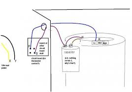 furnace fan switch wiring hvac blower wiring wiring diagram
