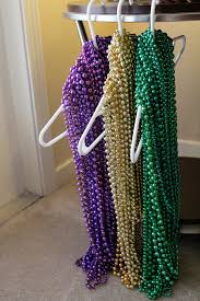 mardi gras bead wreath sew in mardi gras bead wreath tutorial