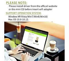 antenne wifi pour pc bureau achetez usb adaptateur 802 11n antenne 2 4g sans fil wi fi pour pc