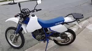 are motocross bikes street legal 1990 suzuki dr250 street legal dirt bike walkaround youtube