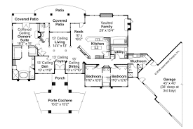 Prairie Home Plans by Prairie Style House Plans Westfair 30 445 Associated Designs