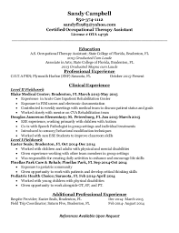 Resume With References Available Upon Request Sandy Campbell Cota Resume Nov 2015