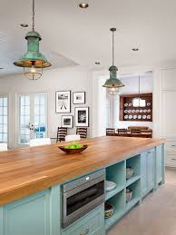 turquoise kitchen island kitchen island microwave houzz