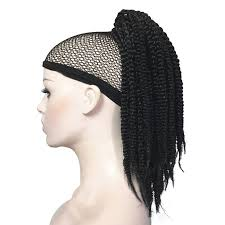 clip on ponytail aliexpress buy strongbeauty american braids braided
