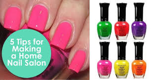 5 tips for making a home nail salon ebay