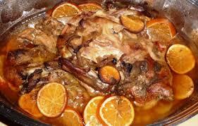 cuisiner canard entier le canard à l orange au four facile et rapide dans notre maison