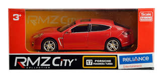 porsche panamera 2015 red buy rmz city die cast porsche panamera turbo red black 5 inch
