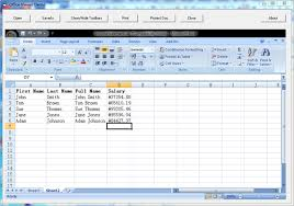 page layout program exles embed excel in vb 6 and automating excel