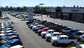 toyota dealer in seattle toyota toyota of puyallup seattle a list