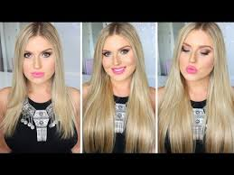 16 inch hair extensions clip in hair extensions 16 inch by zala remy clip in