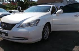 2007 lexus es 350 white car u0026 truck max used car sales and repair of holyoke ma 2007
