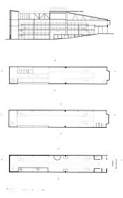 Box House Plans by Ordinary Box Style House Plans 4 Teatro Oficina Lina Bo Bardi