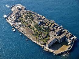 Mysterious Abandoned Places Hashima Island Wikipedia