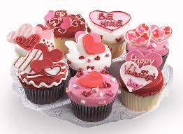 valentine decorated cupcakes product details