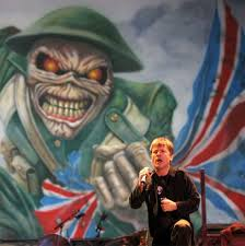 Black Flag Depression Lyrics 40 Pieces Of Wisdom From Iron Maiden Lyrics Shortlist