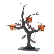 halloween tree candleholder by lkz http www lexiskreationz net