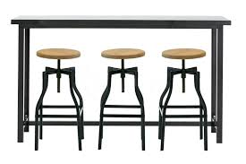High Bar Table Set High Top Bar Table And Chairs Attractive Tall Dining Table Set