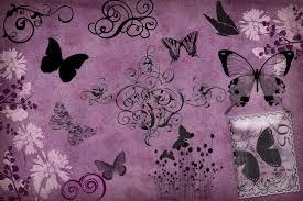 wallpapers of glitter butterflies glitter butterfly wallpapers desktop angel child wallpaper border