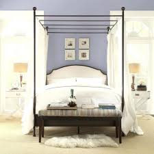 bed frames twin wood canopy bed platform canopy bed king canopy