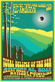 Tennessee travel posters images Smokies solar eclipse poster aug 21 if we don 39 t go after the jpg