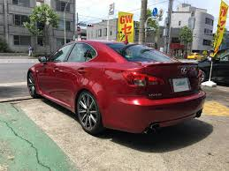 isf lexus red 2009 lexus is f used car for sale at gulliver new zealand