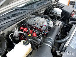 2004 gmc sierra buildup gm performance parts lsx376 engine