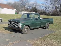 Classic Ford Truck Images - shiny fast and loud something about old ford trucks
