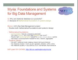 making the most of big data semanticommunity info