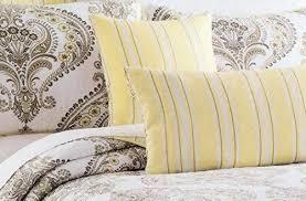 Ivory Duvet Cover King Bedroom Tahari Bedding Medallion King Duvet Cover Set Blue Ivory